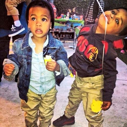 My 2 Nephew