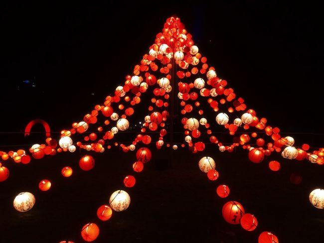 Illuminated Night Decoration Celebration Christmas Lighting Equipment christmas tree No People Sky Glowing Nature Light Festival HUAWEI Photo Award: After Dark