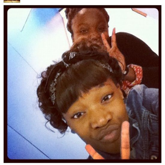 Old ... But Me And Abby !!