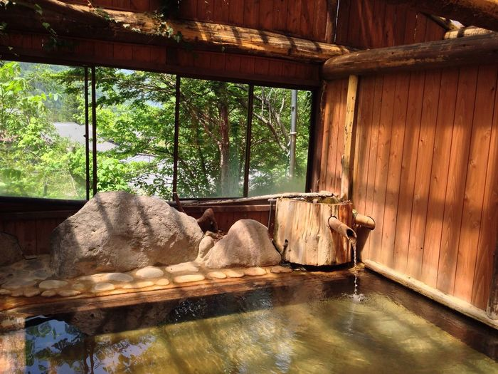 """Hotspring Introducing Culture Of Japan Which Must Be Left To The Future…… """"未来に残す日本の文化"""""""