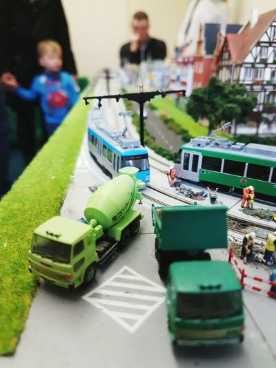 When Two Worlds Collide Parallel Universe RealityCheck Reality Minature Railway British Hobbies Britishness See The World Through My EyesSee What I See See Things Differently Minature Trains Minature Playing God Art Is Everywhere