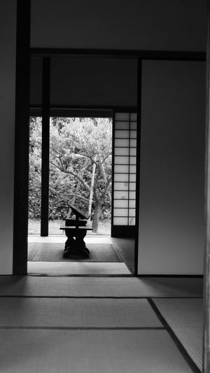 Japan Indoors  Window Day No People Architecture Glass - Material Built Structure
