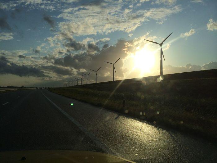 A6 windmills