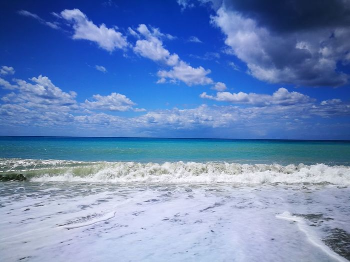 EyeEm Selects Beach Sea Summer No People Sky