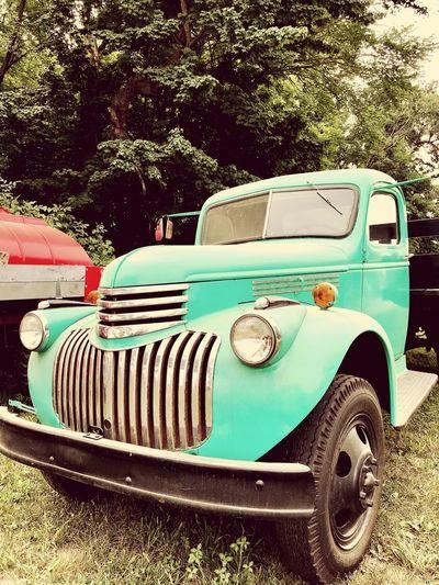 Car Motor Vehicle Mode Of Transportation Land Vehicle Transportation Retro Styled Day Vintage Car Abandoned