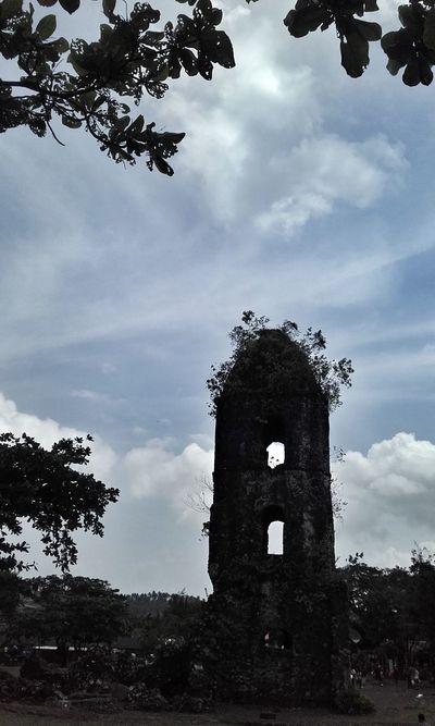 Cagsawa Ruins CagsawaChurch Mayon Volcano Philippines
