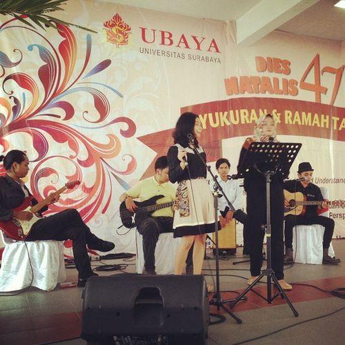 Diesnatalisubaya47 UKMmusic Concert