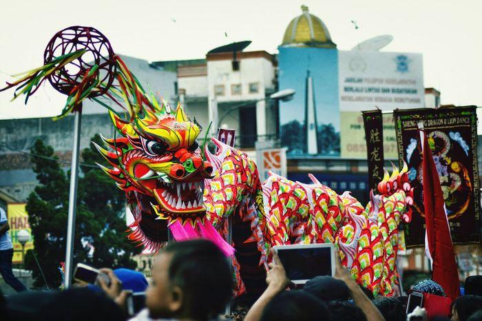 Bogor Capgomeh Chinesenewyear Dragon