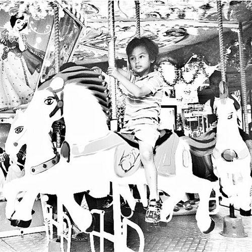 Boy Carousel KSM Thailand bnw