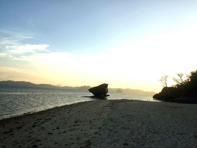 Beachphotography IPhoneography Palawanadventures