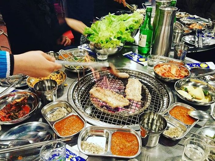 Koreangrill Meatlover Deliciousaf