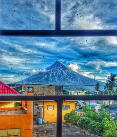 The Mt Mayon in Bicol Sky Nature Landscape Sony Xperia Z1 Compact Eyeemlandscape Mayon Volcano Philippines Mountain Peak Wondersoftheworld AndroidPhotography Eyeem Philippines MayonVolcano😍🌋 Snapseed Editing  TabacoCity Framed Photograph Framed LegazpiCityAlbay Perfectcone Volcano Albay,bicol Mountain Tabaco Day No People Outdoors Blue