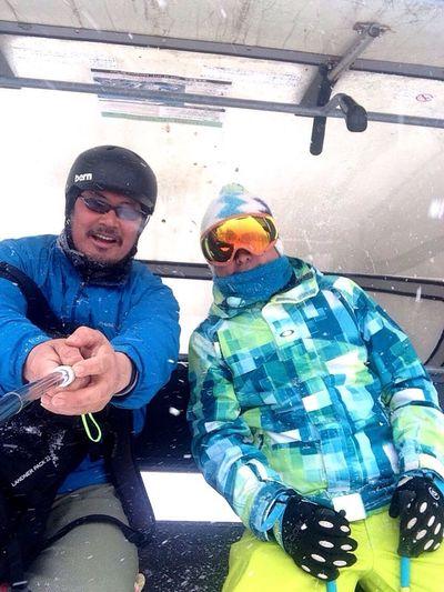金玉会スキー大会 斑尾山 金玉会 Blues