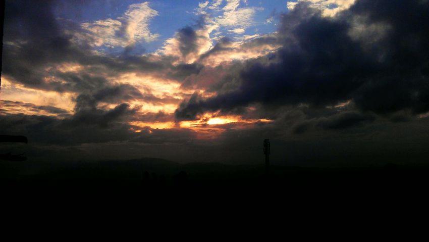 Addis Ababa Ethiopia Clouds Nofilter