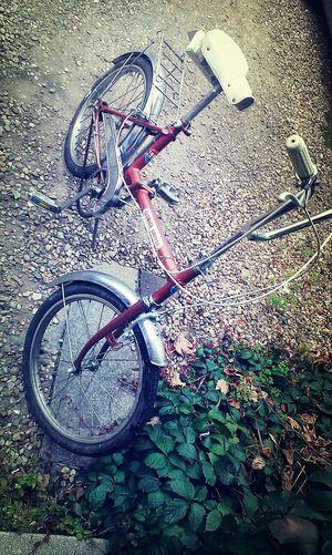 New ride... Vintage Bike Fold Up Elswick Hopper Cycling