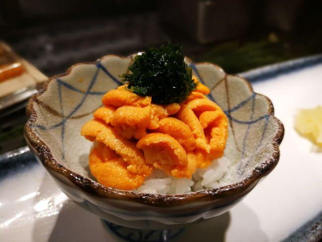 Food Close-up 居酒屋 Huawei P10 Plus Huaweiphotography 刺身 海膽 Sashalmi Shushi Japanese Food Huawei Photography Food