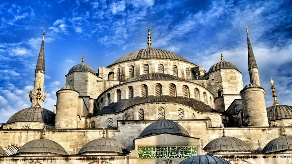 Hanging Out Architecture Hanging Around Mosque At Sultanahmet Cami Awesome Architecture Blue Mosque Religious  Sultanahmet