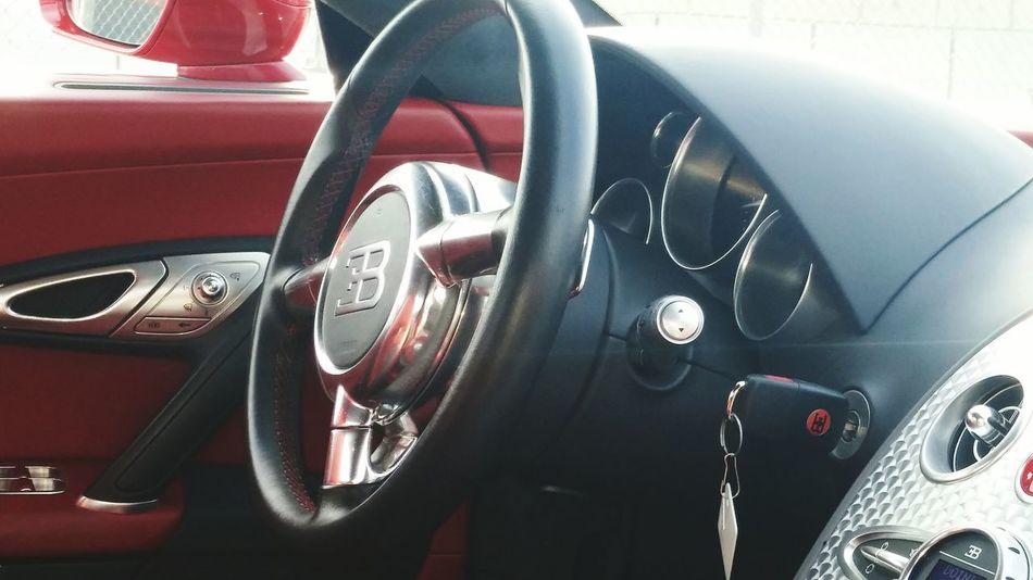 Bugatti Veyron Steering Wheel Buggati Excoticcars Exotic Cars