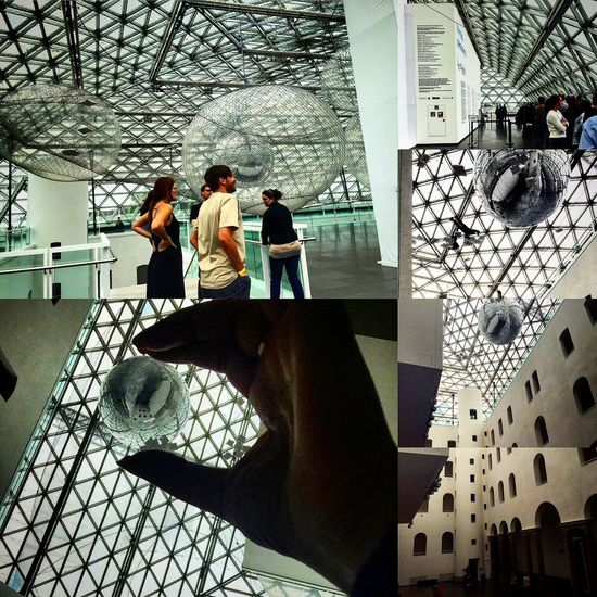 Art Museum Space Exhibition Awesome