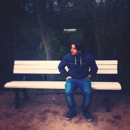 Me :)  Model Enjoy The Silence Park