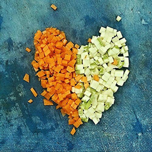 Vegetables Foodart Colors Heart Open Edit Colorful Art Cook Art