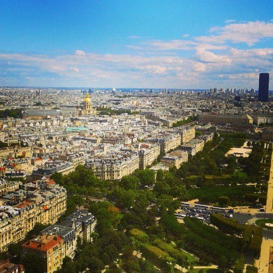 Vyhled Latoureiffel Montparnasse Lesinvalides