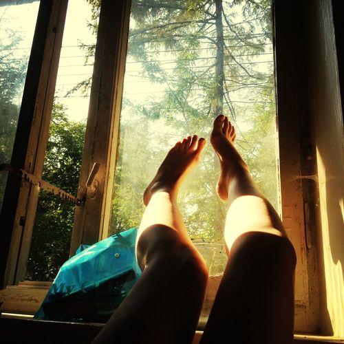 Legs Woman Beauty Light