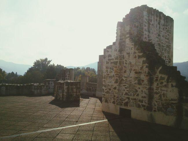Visegrád :3 Visegrad Beautiful Sight Ruined Wall