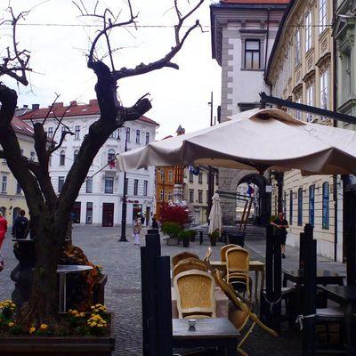 воспоминания  путешествия туризм словения Любляна travel tourism Slovenia Ljubljana memoir