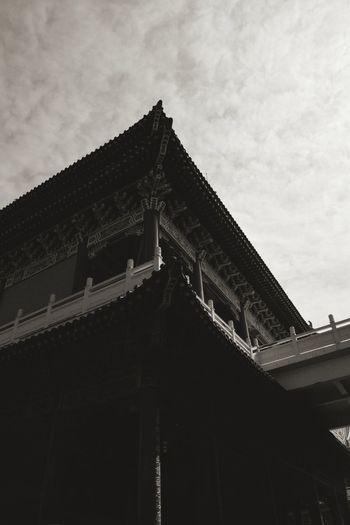 廟宇 古蹟 古建筑 廟宇 媽祖 Architecture Low Angle View Built Structure History Travel Destinations Outdoors No People The Graphic City