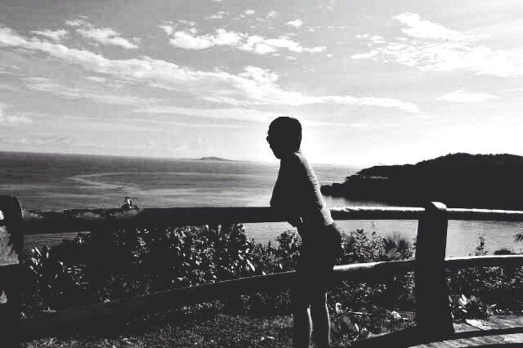 Silhouette Landscape_lombok