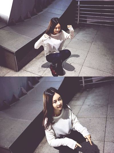 Korea girl Pretty Girl Cute Thin Body My Dream Girl