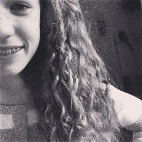 Curly Hair ت