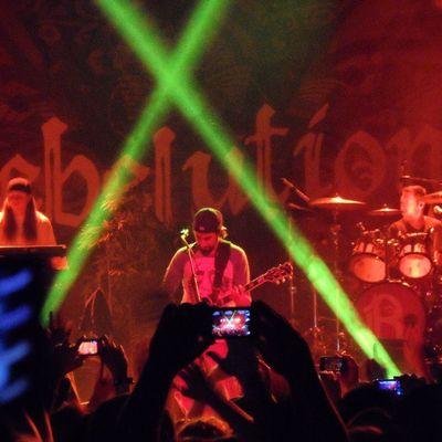 Rebelution at The Marquee, Tempe, AZRebelution Calireggae Concert Arizona lights