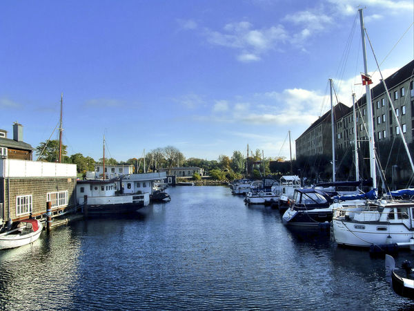 Copenhagen old harbor Anchorage Architecture Boat Boats⛵️ Building Exterior Built Structure Day Harbor Harbor View Mode Of Transport Moored Nautical Vessel No People Outdoors Port Ship Ships⚓️⛵️🚢 Sky Transportation Vessel Vessel Anchorage Vessel In Port Vessels Vessels In Port Water