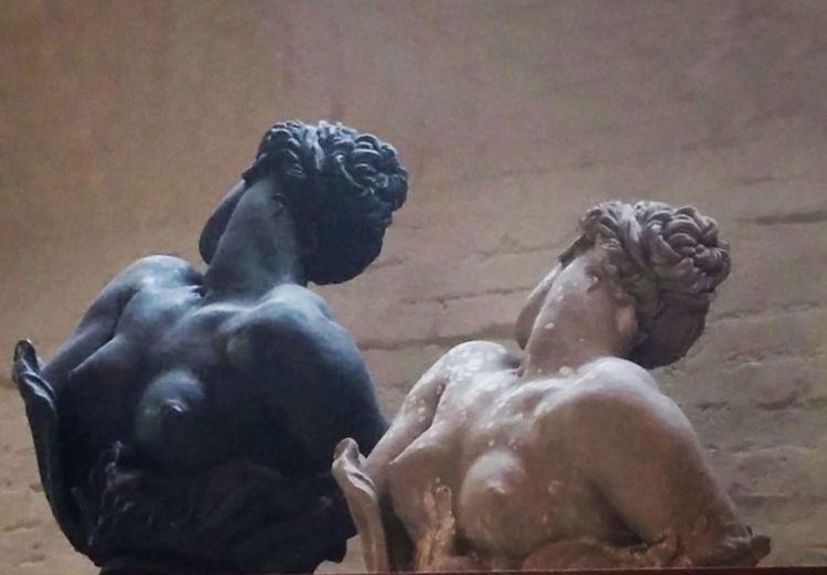 Watts Gallery NewToEyeEm Sculpture Women Body Curves  Water No People Day EyeEmNewHere