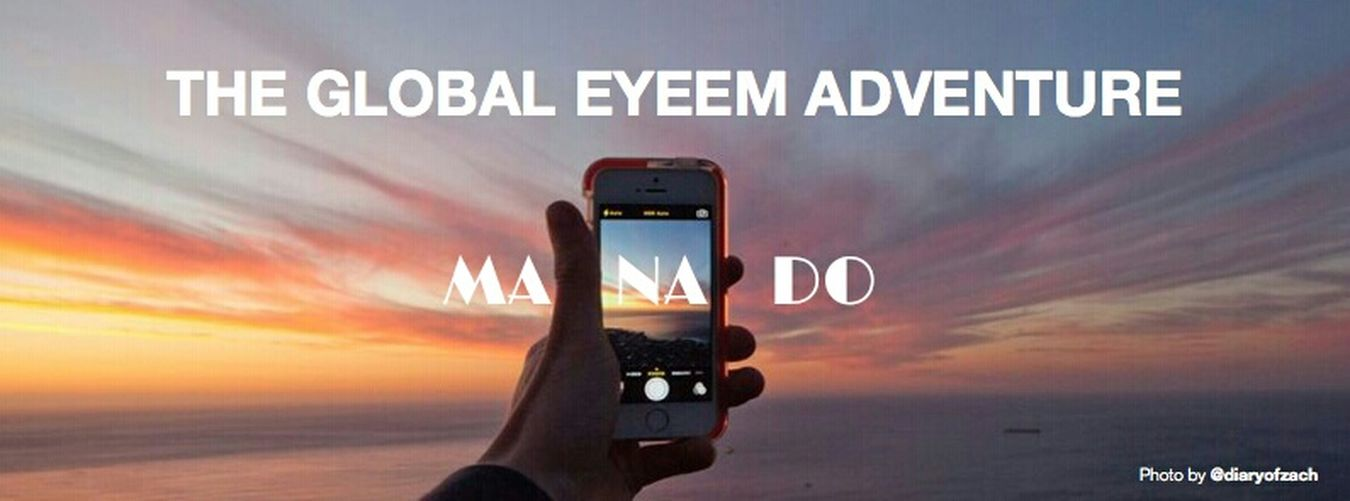 Hello Manado! - @paskojr is excited to host The Global EyeEm Adventure at the iconic Pohon Kasih Mega Mas @ 3pm. Come and explore the Boulevard Street for a sunset on the gorgeous The Pacific that defines Manado. More details https://www.facebook.com/events/1479526382367138/ EEA3 EEA3 - Manado