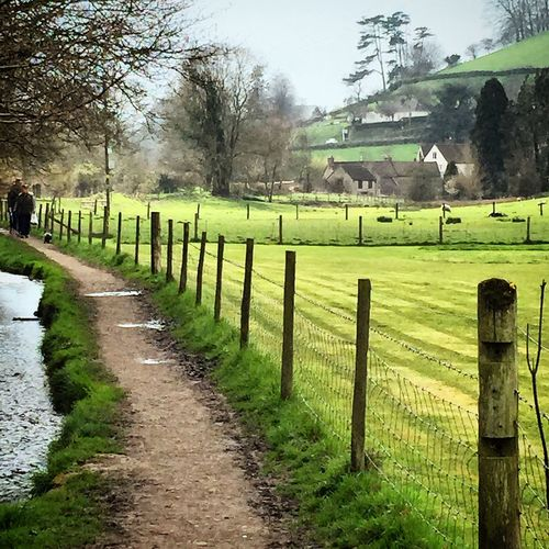 Love where I Live Springtime Cotswolds Cotswold Way Walking Pathway Nature Stream Footpath Countryside Thegreatoutdoors2015EyeemAwards
