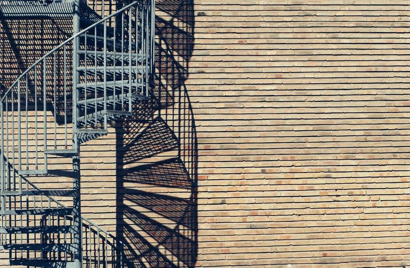 Niklas Storm Maj 2018 Full Frame Backgrounds Pattern Steps And Staircases Fire Escape Safety Architecture Built Structure Emergency Exit Spiral Staircase Spiral Staircase Spiral Stairs Stairs Stairway Steps The Architect - 2018 EyeEm Awards Creative Space 10 My Best Photo The Architect - 2019 EyeEm Awards