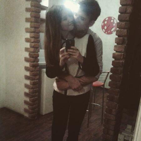 И пусть на данный момент мы не рядом и не встречаем день Святого Валентина вместе , я все равно тебя безумно люблю , и я невероятно счастлива , что у меня есть ты . мое СЧАСТЬЕ , котёнок , любовь , Родной , самый Лучший . ♥♥♥ мне повезло :-) :-*