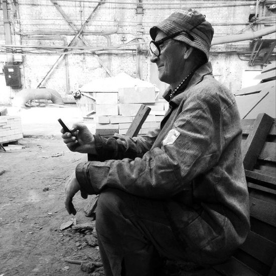 Old man Oldman старик завод Manufacture