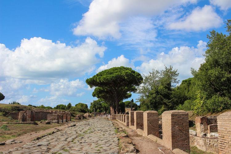 Ostia Antica Ancient Ancient Civilization Architecture Built Structure History Italy❤️ Old Ruin Ostia Antica Roman Empire