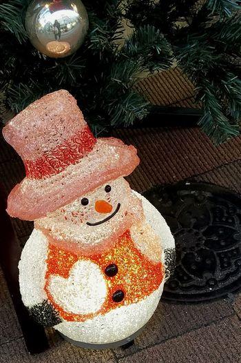Merry Christmas Santa Claus Xmas Xmas Lights  クリスマス クリスマスディスプレイ サンタクロース Japanese Photography