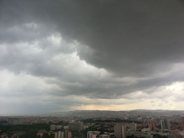 Clouds And Sky Sky And Clouds Ankarada Bulutlu günlerden... Colors Of Autumn Autumnsky