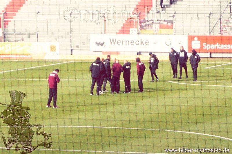Mythosbfc Bfc Dynamo Ostberlin Stadion Fussball Fußballspieler