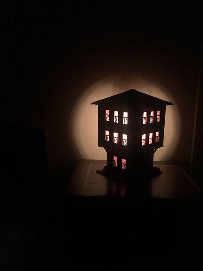 Indoors  No People Dark Illuminated Day Time Close-up Goodnight Buononotte EyeEmNewHere