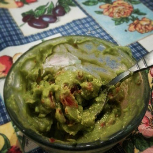Guacamole Avocado Homemade Mexico4ever