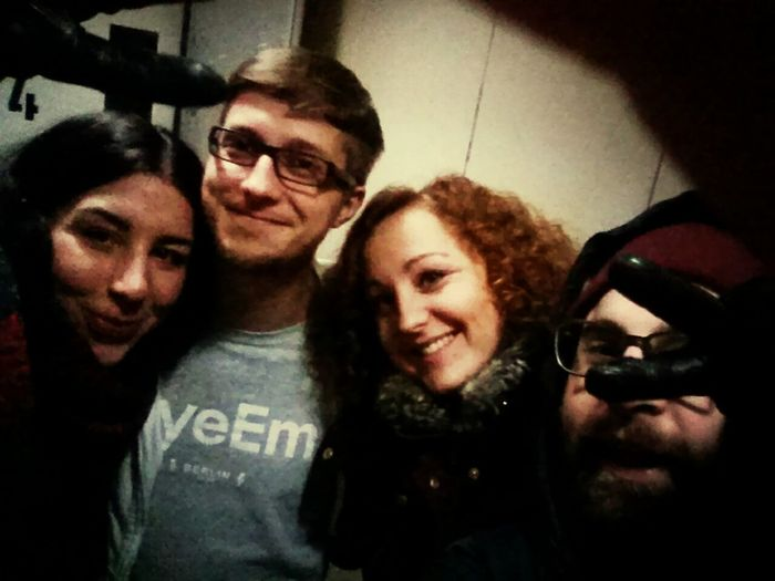 Everbody Loves Friedemann Elevator Selfie