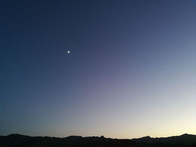 Colour Of Life Night Moon Sunset