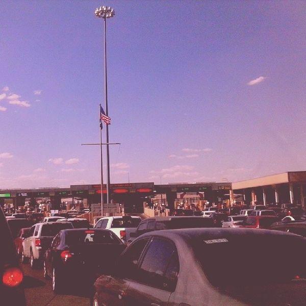 Frontera Border Juarez Elpaso